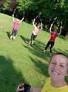 Elodie Rougeaux, Eloforme et Détente, Gym sur ballon suisse, Réseau Sport Santé Bien-Être Reims