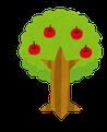 リンゴの木をClick!
