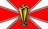 CCO: Flagge des Amerikadeutschen Volksbunds
