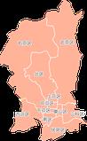 ポスティング京都市(京都府)配布部数表