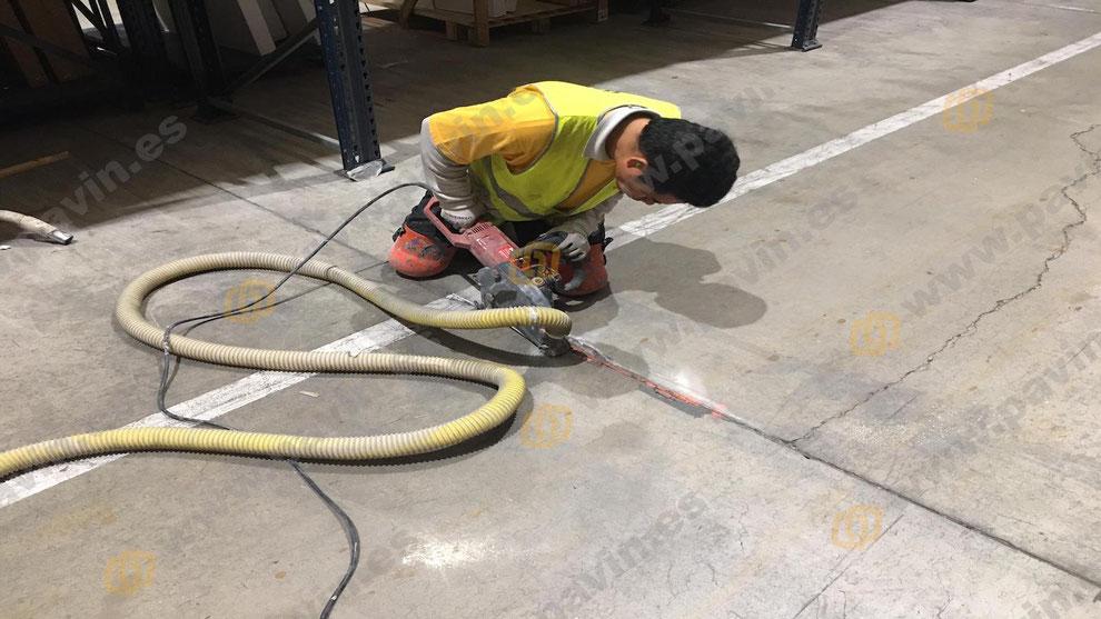 ¿Cuáles son las características de los pavimentos industriales?