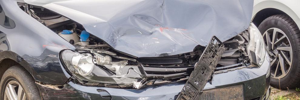 Unfallregulierung Verkehrsunfall Anwalt