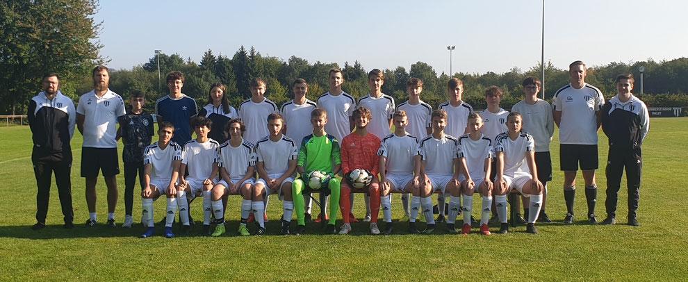 B-Jugend Saison 2021/2022
