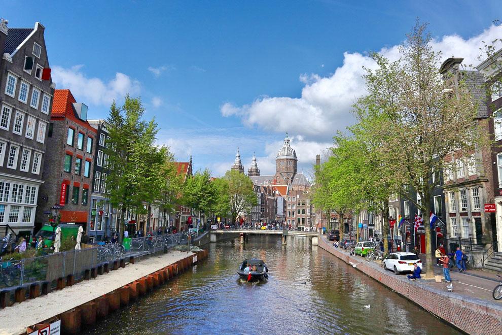 オランダは運河や風車、チューリップが有名だが、別府競輪との結びつきは?