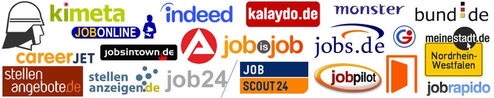 Meinestadt jobs