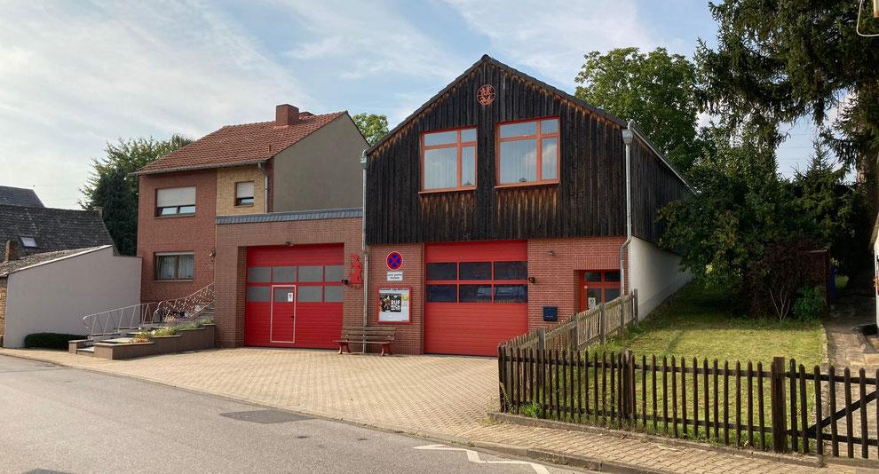 Bedburg | Feuerwehrhaus der Löschgruppe Lipp/Millendorf | September 2021