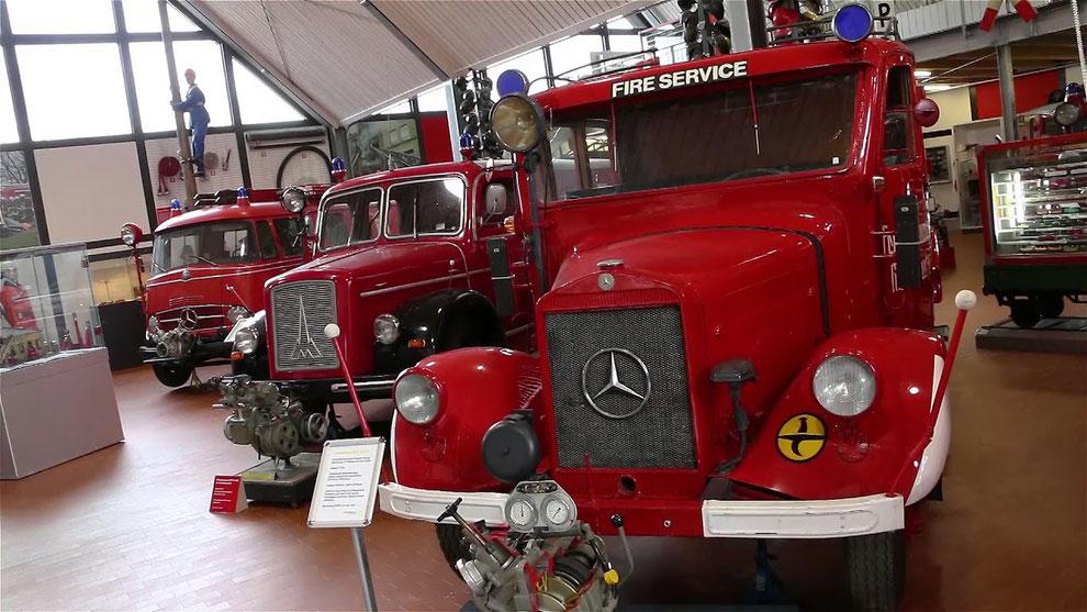 Foto: Feuerwehrmuseum Schleswig-Holstein in Norderstedt