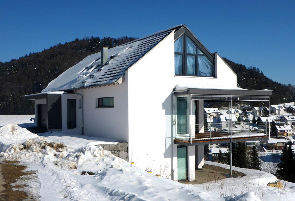 neubau eines einfamilienwohnhauses f r herrn r koch. Black Bedroom Furniture Sets. Home Design Ideas