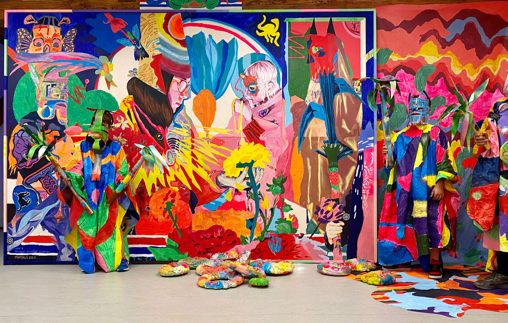 mural, mhtals