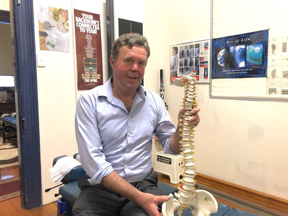 Dr. John Kyneur (Chiropractor)