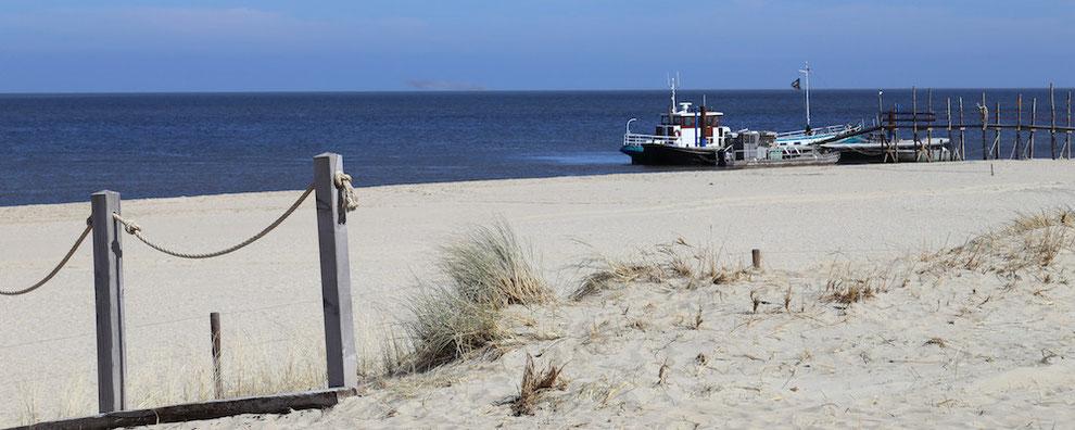 Texel Fähre zur Insel Vlieland