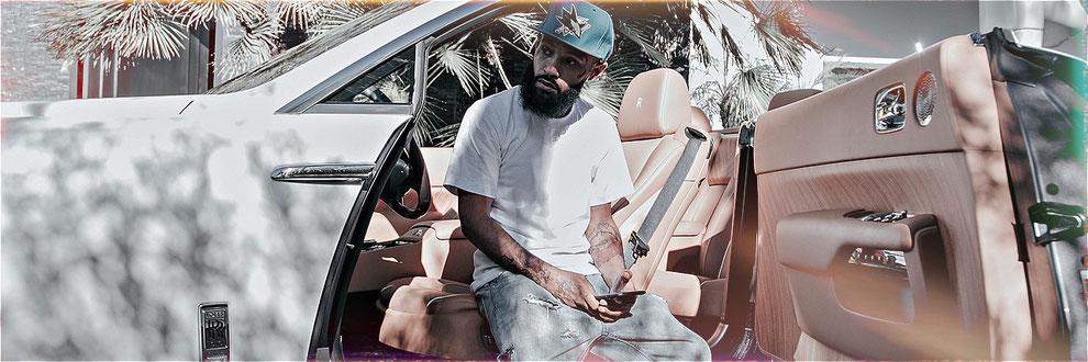 Das Michels Tonstudio Habmburg fuer Rap Trap HipHop www.jensmichaelis.com