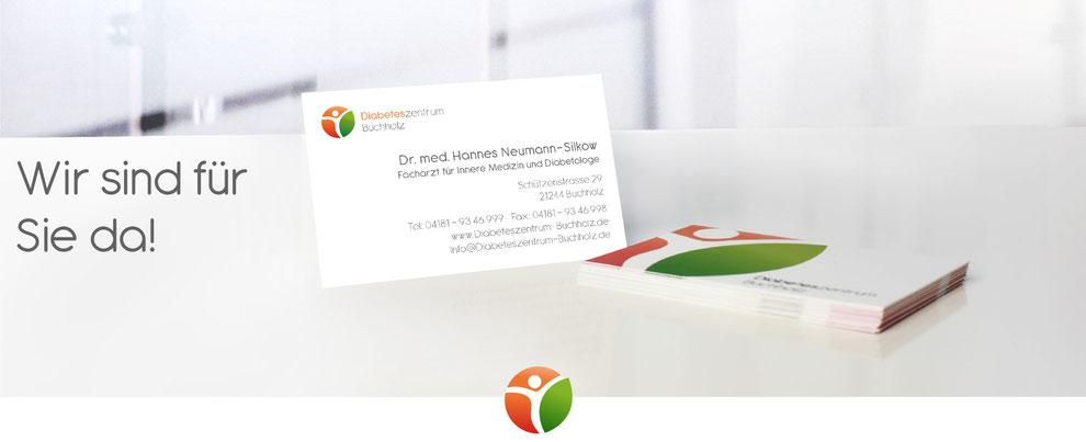 Diabeteszentrum Buchholz, Dr. Hannes Neumann Silkow - Wir sind in allen Fragen rund um den Diabetes für Sie da!