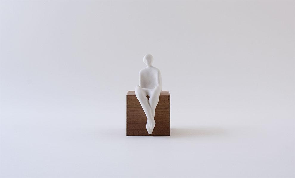 Guido De Zan sculpture