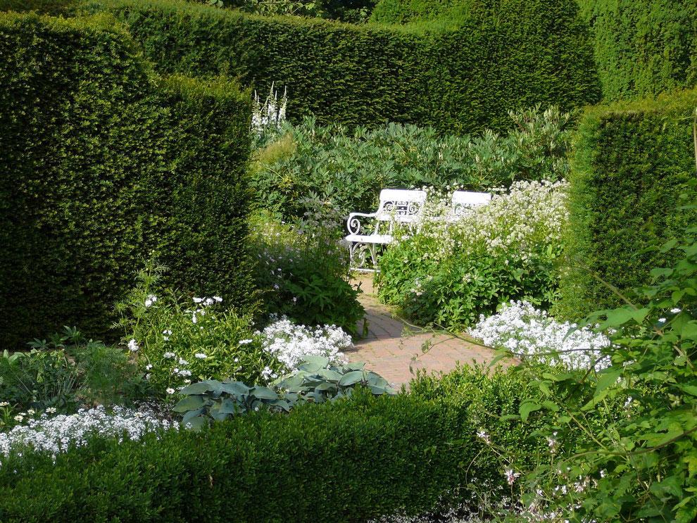 Weißer Garten arboretum ellerhoop thiensen meiendorfer garten ein blick