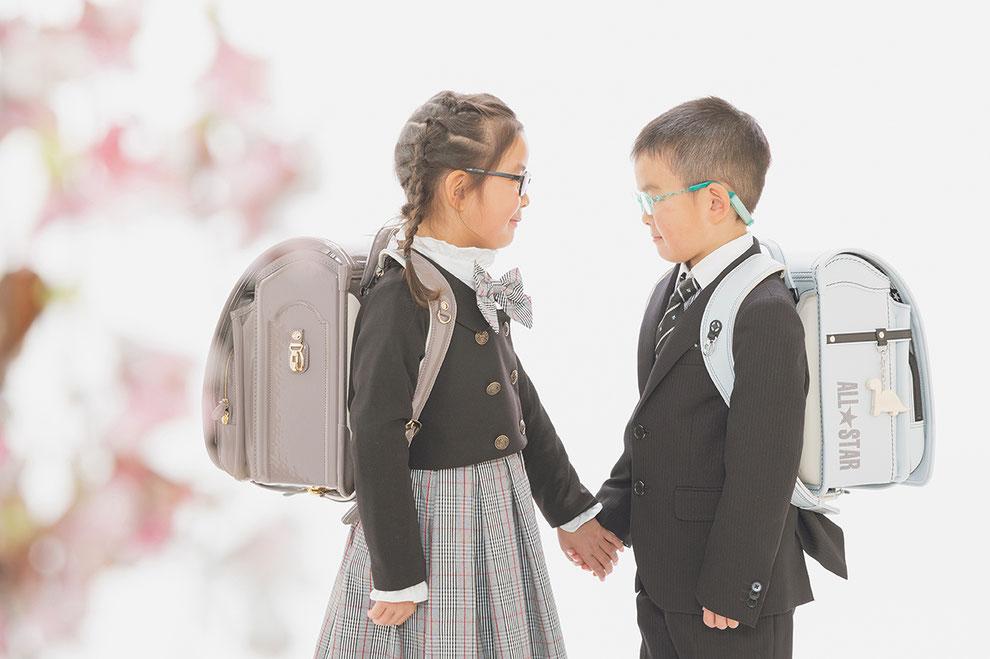 入学・入園記念撮影のポイント