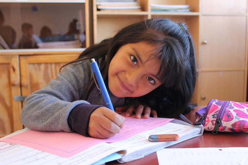 ECUADORline unterstützt die Arbeit der Stifung Minadores de Sueños im Süden Quitos