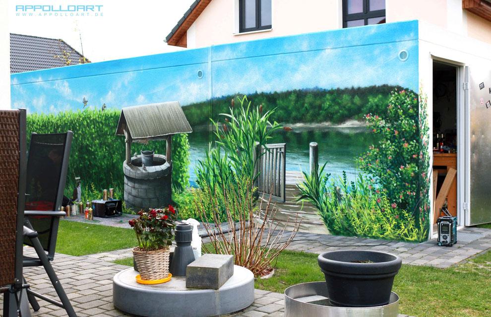 Terrassengestaltung in Königs Wusterhausen