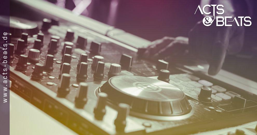 Moderne DJ Konzepte für Ihre Hochzeit in Köln.