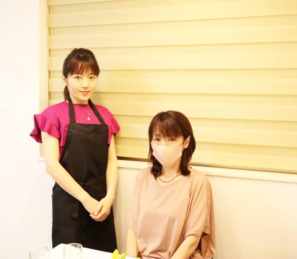 山岡真千子 東京都  子供料理教室 親子料理教室 エムズレッスン