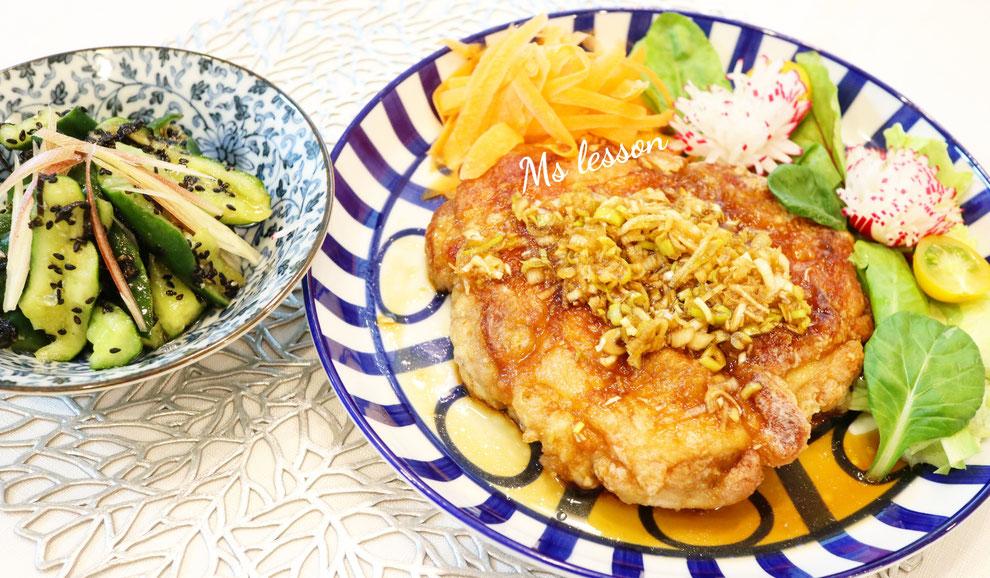 山岡真千子 やまおかまちこ 新宿区 にある  料理教室  料理教室 エムズレッスン