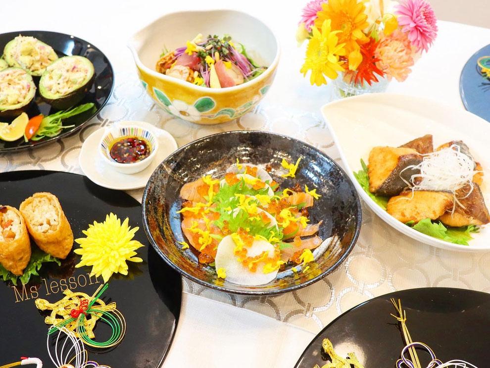山岡真千子  やまおかまちこ 東京都 新宿区 料理教室 エムズレッスン