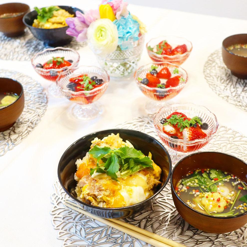 エムズレッスン 子供料理教室 新宿区 豊島区 中野区