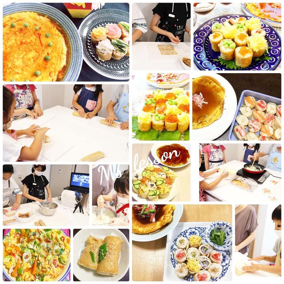 山岡真千子 新宿 親子料理教室 子供料理教室 エムズレッスン