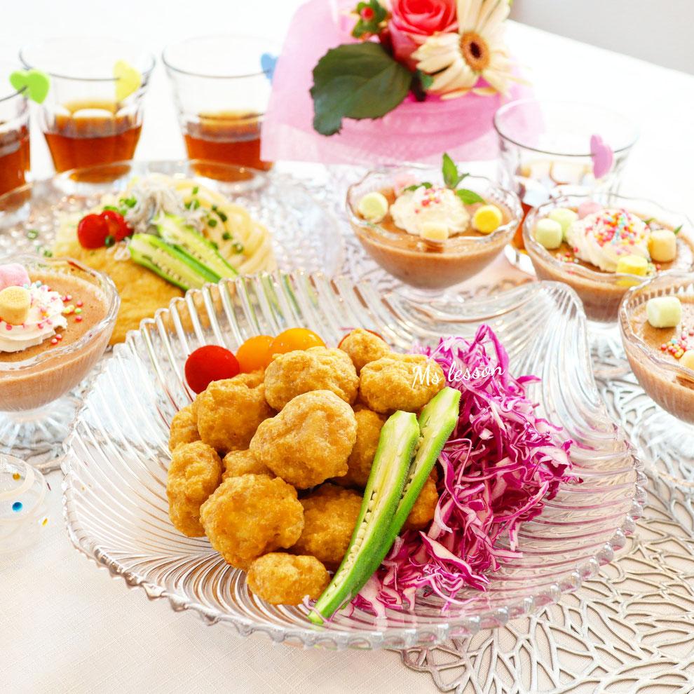 東京都 新宿区にある 子供料理教室 親子料理教室 エムズレッスン