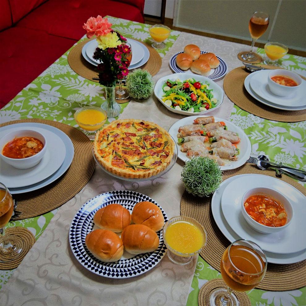家庭料理 料理教室 エムズレッスン