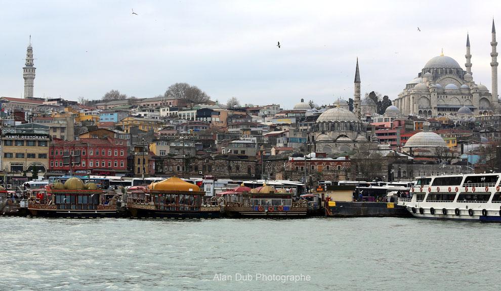 Rives du Bosphore - Istanbul
