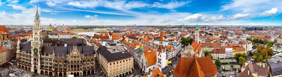 Ideentour 2019 in München (Quelle: Depositphotos)