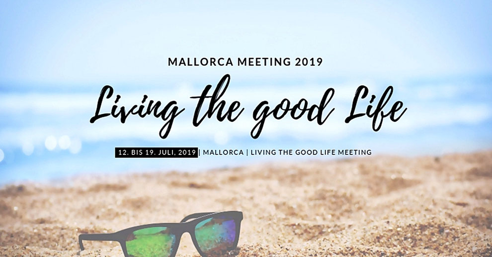 Mindset Rockets Meeting - Living The Good Life Mallorca