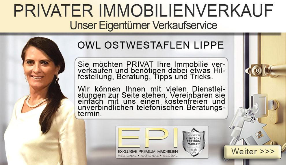 PRIVATER IMMOBILIENVERKAUF OHNE MAKLER BAD OEYNHAUSEN    OWL OSTWESTFALEN LIPPE IMMOBILIE PRIVAT VERKAUFEN HAUS WOHNUNG VERKAUFEN OHNE IMMOBILIENMAKLER OHNE MAKLERPROVISION OHNE MAKLERCOURTAGE