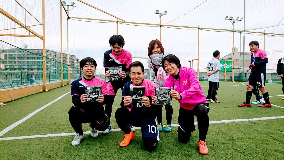 ベストエンジョイチーム賞
