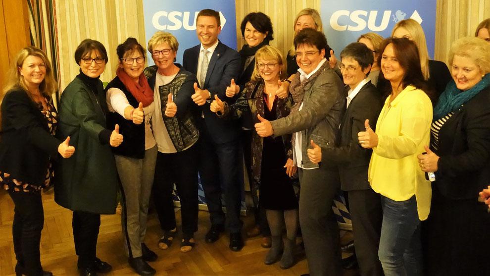 Nominierung Matthias Dießl für Landratswahl Landkreis Fürth