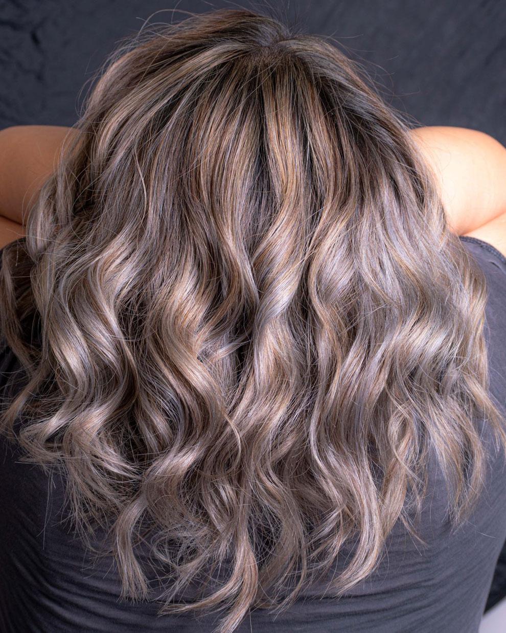cheveux vu de dos