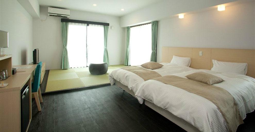 宮古島市内のおすすめホテル
