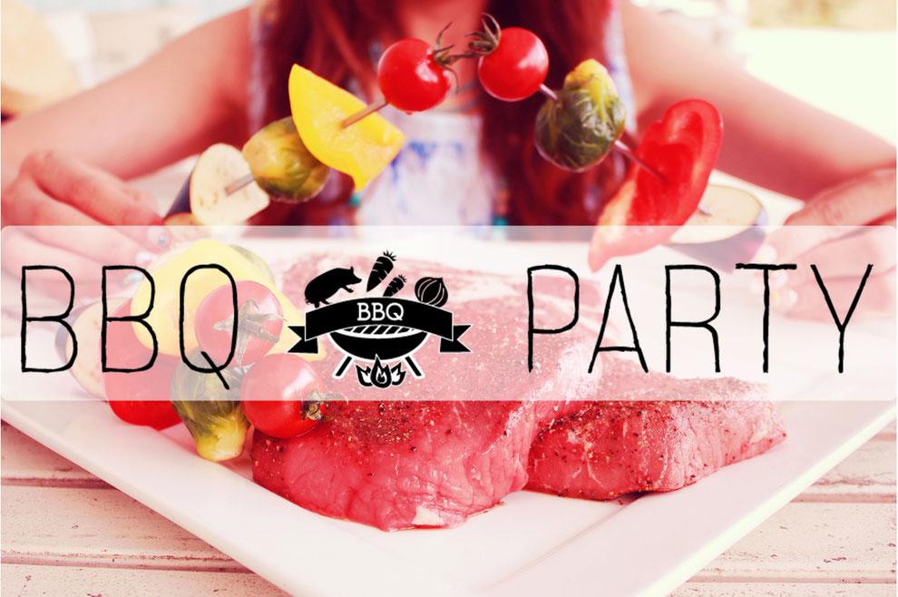 BBQ PARTY 合コン