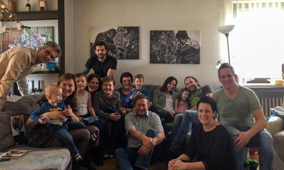Winzerfamilie Werderits