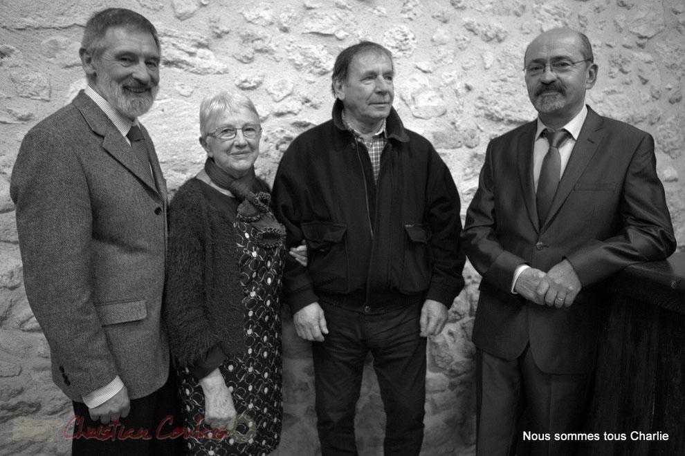 Marcel Pierre, Suzette Grel (2001-2008), Marcel Courbères (2008-2014), Michel Nadaud, (2014)