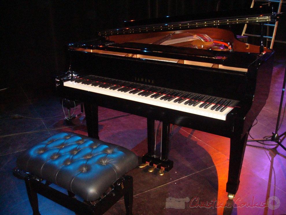Accord du piano pour Serge Moulinier