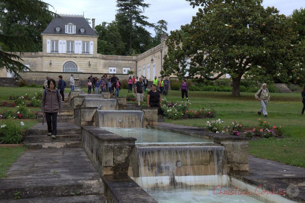 Randonnée pédestre JAZZ, Château Duplessy, de Cénac à Quinsac