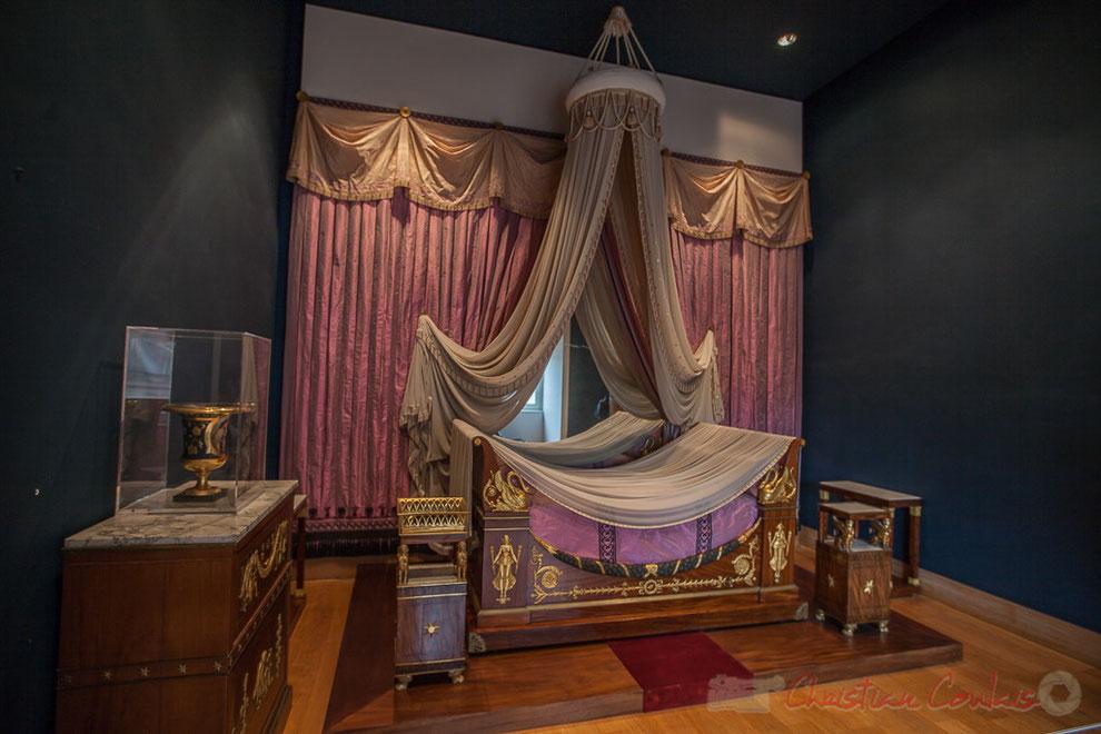 Chambre de Madame Juliette Récamier, Musée du Louvre