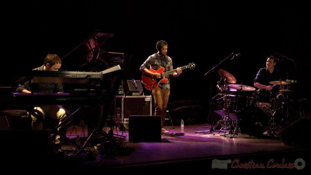 Festival JAZZ360 2015, Cénac, Atrisma