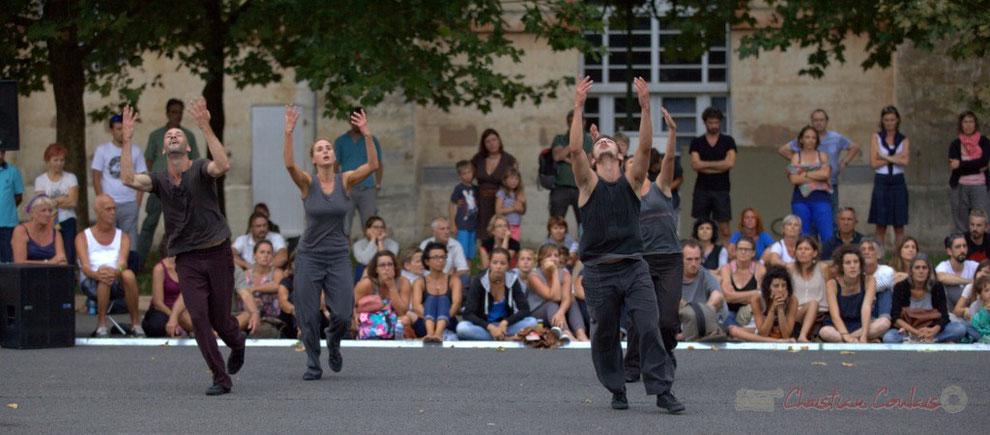 "Fest'Arts Libourne, Groupe Tango Sumo, ""Around"""