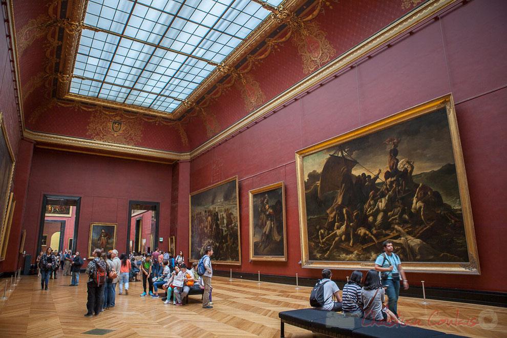 Salle Mollien, Musée du Louvre