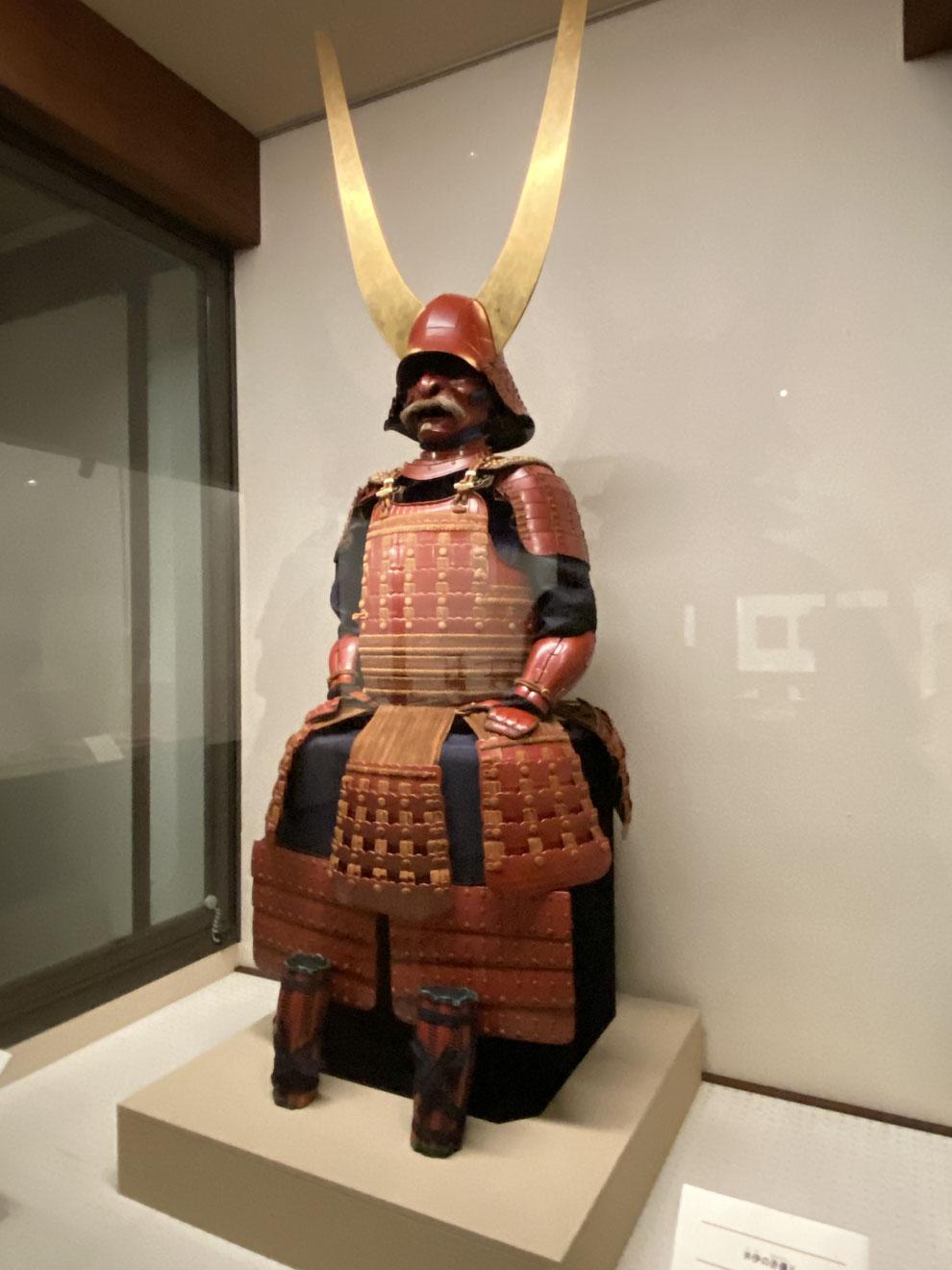 彦根城博物館「井伊の赤備え」