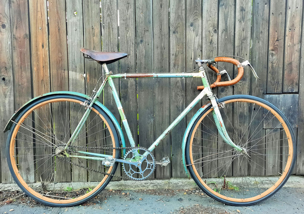 """Diamant Rennrad Modell 66    """"Berufsfahrer Modell"""""""