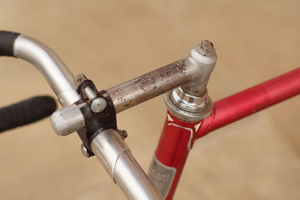 Diamant Bahnrad Lenker